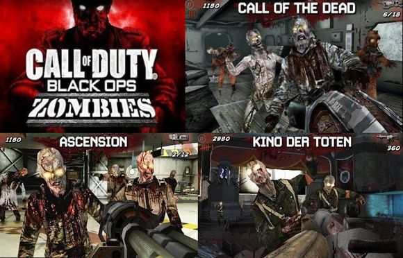 Call of Duty: Black Ops Zombies (Android/RUS ... - …