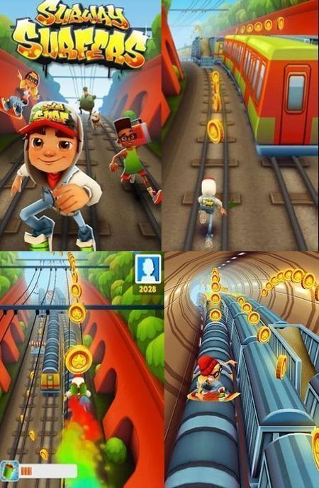 Subway Surfers на Андроид