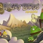 Angry Birds Seasons 4.1.0 — полная версия для Android