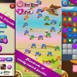 Candy Crush Saga для Android.