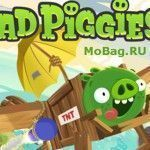 Bad Piggies — головоломка для Android