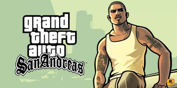 Игра: Grand Theft Auto: San Andreas для Android с кэшом и модами на взлом