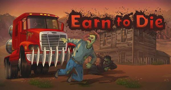 Earn to Die — гонки с зомби