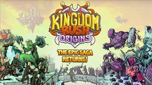 Kingdom Rush Origins — фэнтези стратегия для Андроида