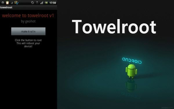 Towelroot для Android