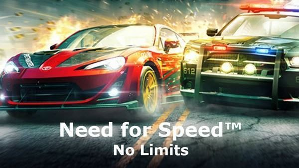 Need for Speed: No Limits для Android