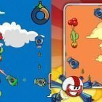 Puffle Launch — головоломка для Android.